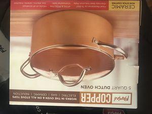Copper pots non stick for Sale in Covina, CA
