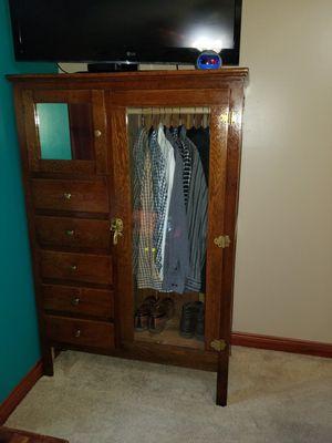 Antique Wardrobe/Chifferobe/dresser for Sale in New Market, MD
