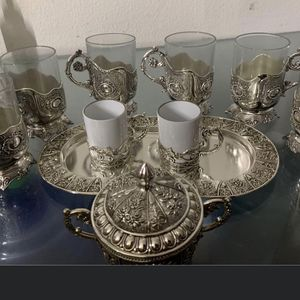 20 Piece Salver New Only 98$ for Sale in Irvine, CA
