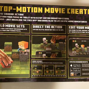 Minecraft - Stop Motion Movie Creator for Sale in Chicago, IL