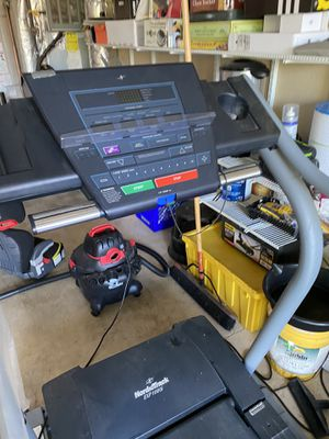 Nordictrack treadmill and exercise bike for Sale in Oregon City, OR