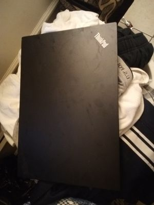 Lenovo laptop think pad E580 for Sale in Anaheim, CA