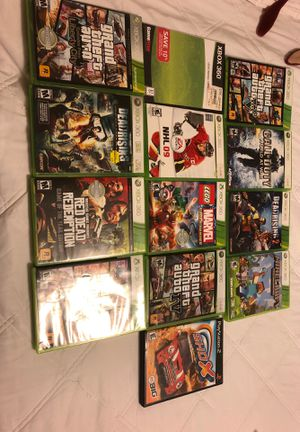 Video games Xbox 360 for Sale in San Francisco, CA