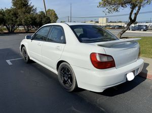 2002 Subaru Impreza 2.5 RS for Sale in San Jose, CA