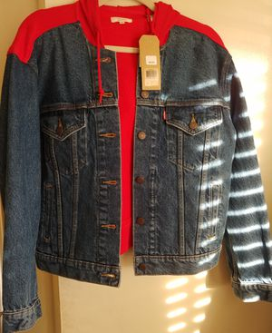 MEN'S LEVI'S JACKET (SIZE MEDIUM) ***NEW WITH TAGS*** for Sale in El Cajon, CA