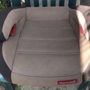 Brown Booster car seat for kids for Sale in Long Beach, CA