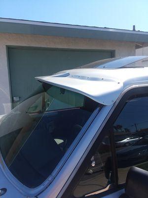 Mini truck toyota pickup 4runner old skool windshield visor for Sale in San Diego, CA