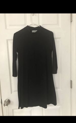 Black turtle neck dress for Sale in Shrewsbury, MA