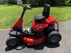 """New Craftsman R110 30"""" Riding Mower with delivery for Sale in White Marsh, MD"""