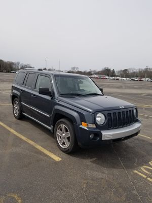 08 Jeep Patriot limited 4x4 ... for Sale in Quincy, MA