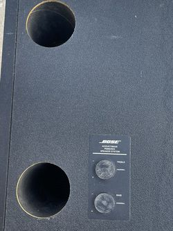 Bose Acoustimass Subwoofer And Amplifier Model 2683 for Sale in Fresno,  CA