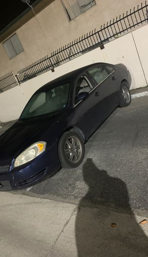 Chevy impala for Sale in San Bernardino, CA
