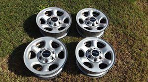 Isuzu Rodeo Steel Rims Wheels 2001-2004 for Sale in Petersburg, VA