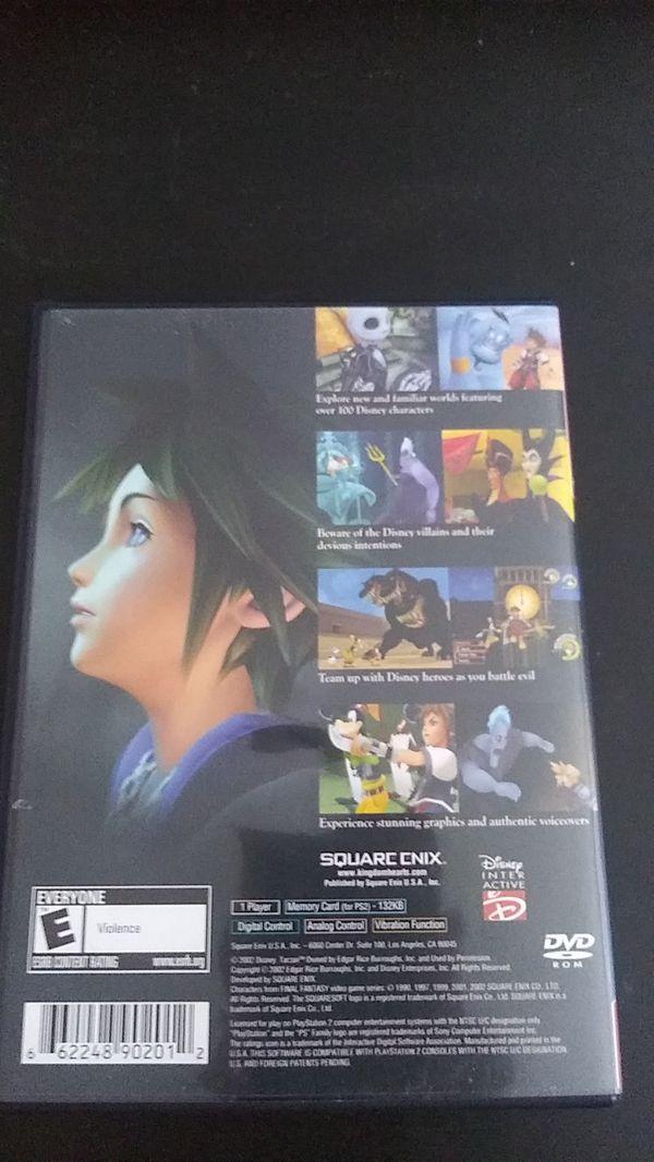 Playstation 2 Greatest Hits - Kingdom Hearts