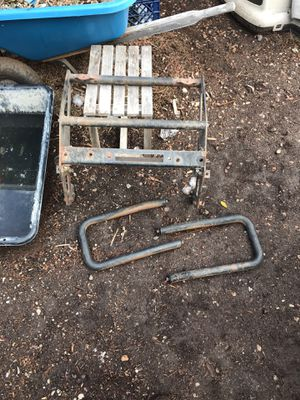 Bronco front bumper with winch plate for Sale in Poway, CA