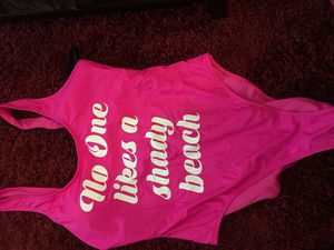 Swimsuit, hot pink for Sale in North Little Rock, AR