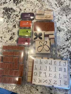 Stampin' Up Stamps for Sale in Phoenix, AZ