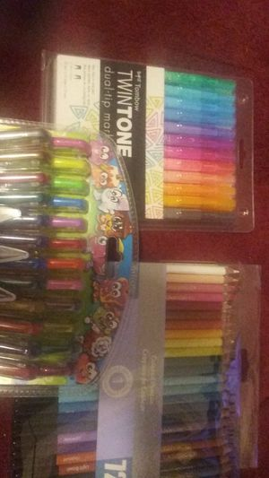 Art supplies+New Pens for Sale in Portland, OR