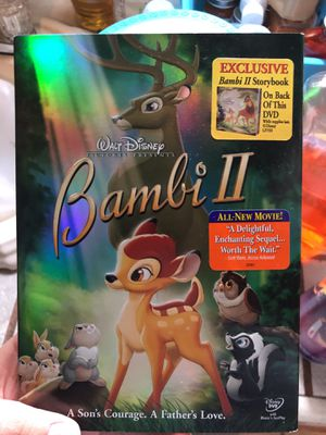 Bambi II movie for Sale in Los Angeles, CA