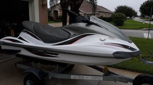 2002 Yama wave runner fx140 with 2012 galvanized trailer for Sale in Winter Haven, FL