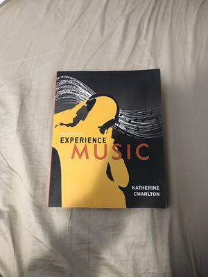 Experience Music 3rd Edition by Katherine Charlton for Sale in Gresham, OR