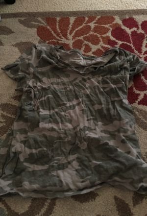 TARGET Camo: T-Shirt XL for Sale in Del Valle, TX