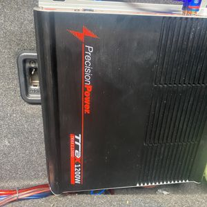 Amp And Speaker for Sale in South Gate, CA