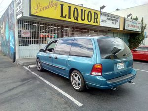 2003 Ford Windstar van 3,8 needs a transmission init run super alot of new parts? for Sale in Lancaster, CA