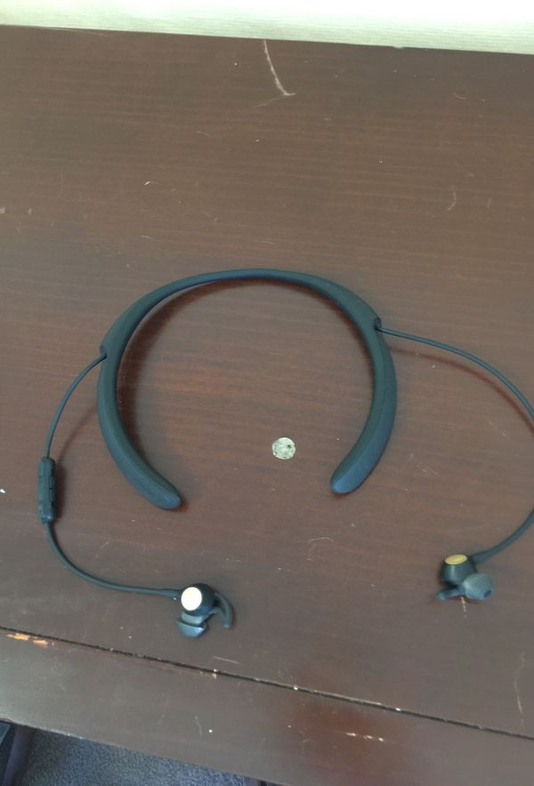 Bose headphones. (Great device for hearing aids) (Bluetooth)