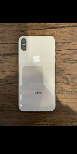 iPhone X factory unlocked for Sale in Old Mill Creek, IL