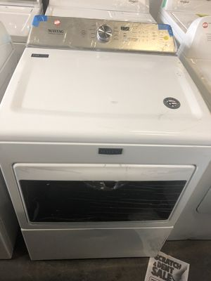 NEW MAYTAG TOP LOAD WASHER AND DRYER ELECTRIC WITH WARRANTY for Sale in Woodbridge, VA