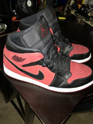 Jordan 1s size 15 ***worn 1 time*** for Sale in Walnut Creek, CA