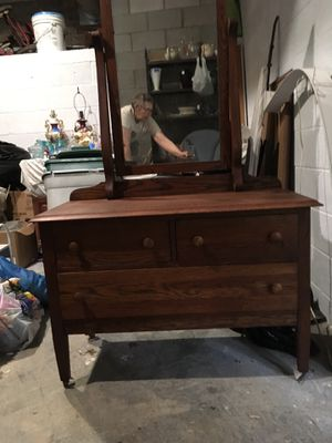 Antique low boy styled dresser for Sale in Fairview, TN