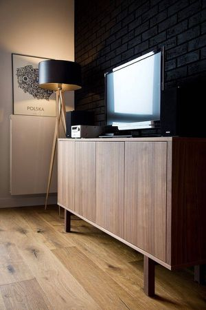 TV Stand, Sideboard, walnut color for Sale in New York, NY