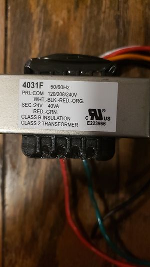 Cruus 4031f transformer for Sale in Anaheim, CA
