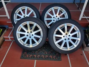 "17"" TSW BROOKLANDS for Sale in National City, CA"
