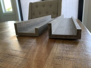 Small floating wall shelves for Sale in Carlsbad, CA