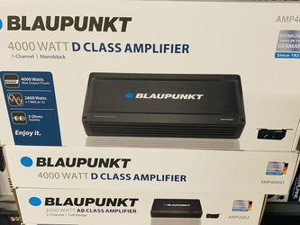 Power Acoustik 4,000 Monoblock Amplifier for Sale in San Bernardino,  CA