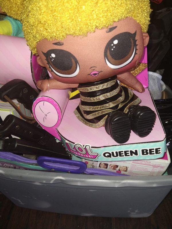 Lol plush doll