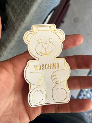 Moschino cologne smells really good .. first come first serve for Sale in Moreno Valley, CA