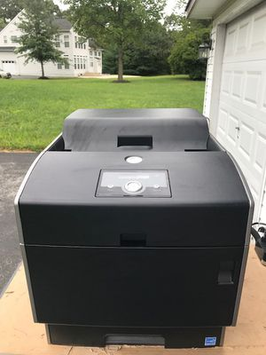 DELL 5110cn Color Laser Printer for Sale in Glenn Dale, MD