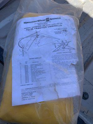 Tractor umbrella for Sale in Henderson, NV