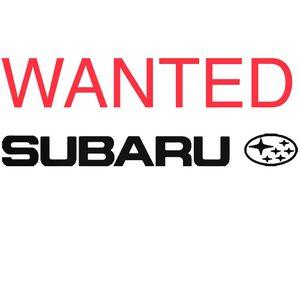 WANTED BROKEN SUBARU for Sale in Portland, OR