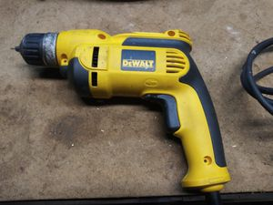 DeWalt corded drill for Sale in San Antonio, TX