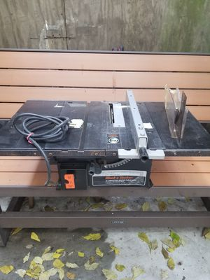 Motor table saw machine for Sale in Brooklyn, NY