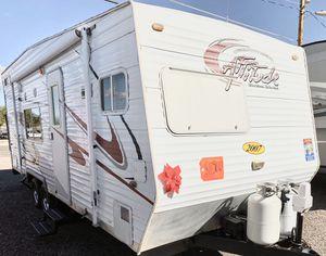 2007 epclipse toyhauler 22ft camper trailer for Sale in Mesa, AZ