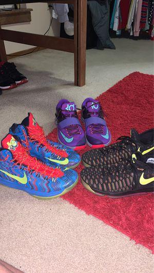 Nike Kd 5, Kd 7, Kd 9 for Sale in Wichita, KS