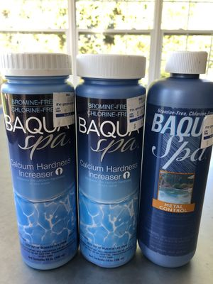Baqua Spa Hot Tub Chemicals for Sale in Northfield, OH