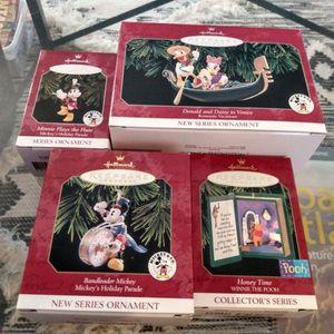 Christmas Ornament Lot Vintage Hallmark Disney for Sale in Tampa, FL
