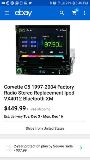 Jensen stereo for Sale in Los Angeles, CA